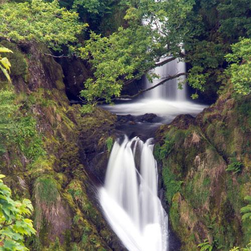 Giants & Waterfalls