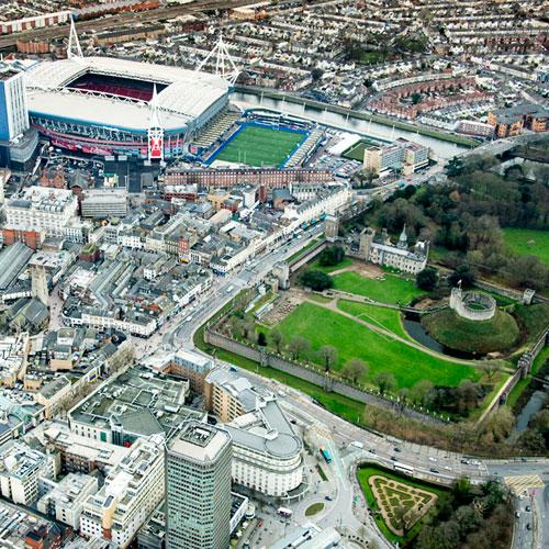 Cardiff City Tour